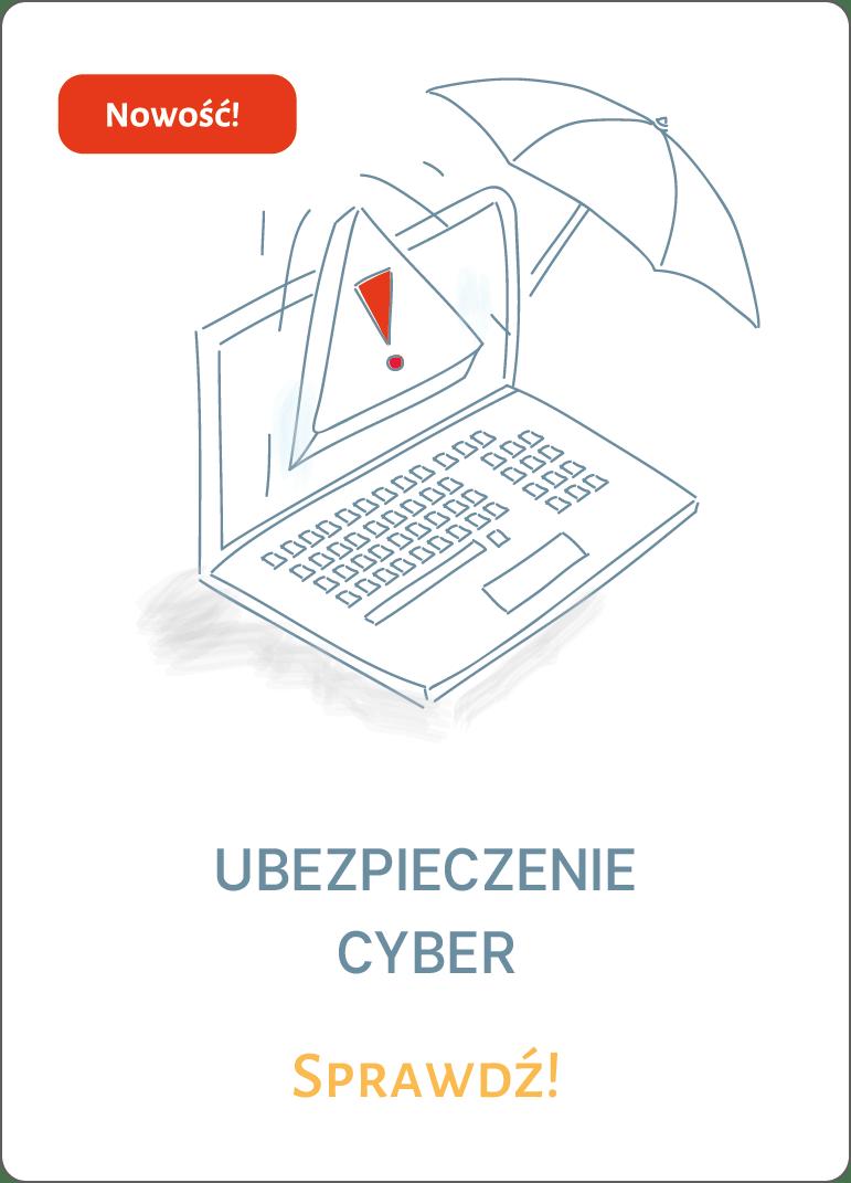 ubezpieczenie cyber polisa cyber ochrona danych osobowych