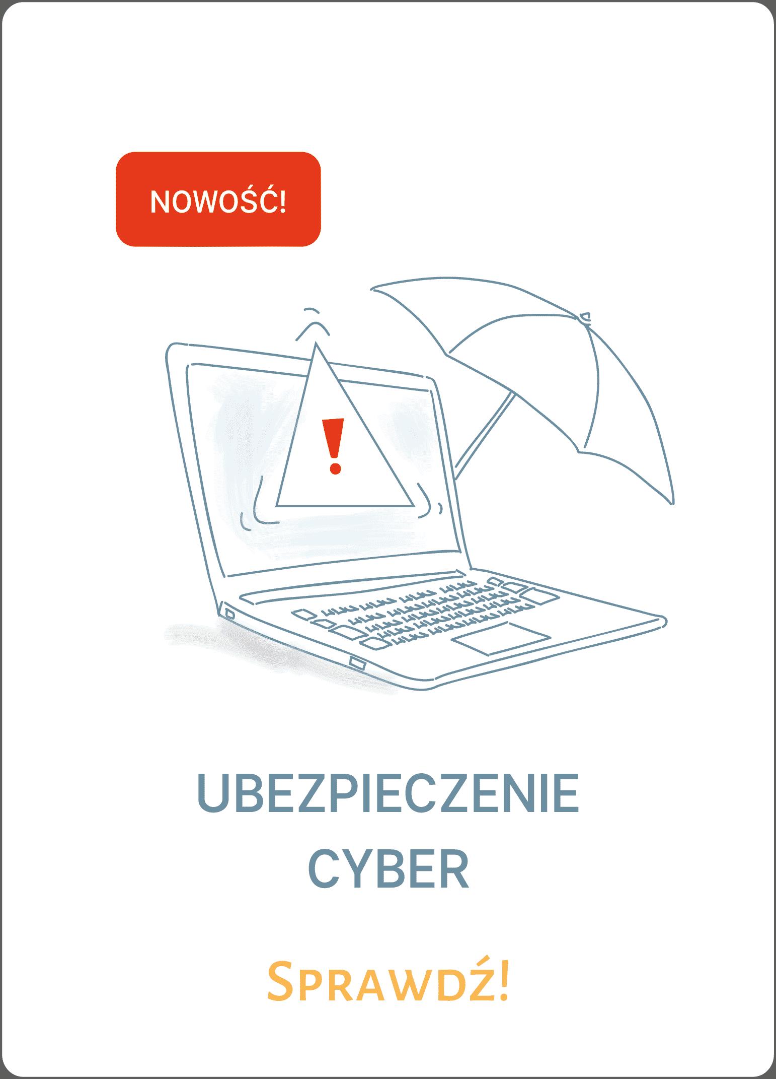 ubezpieczenie cyber dla firmy